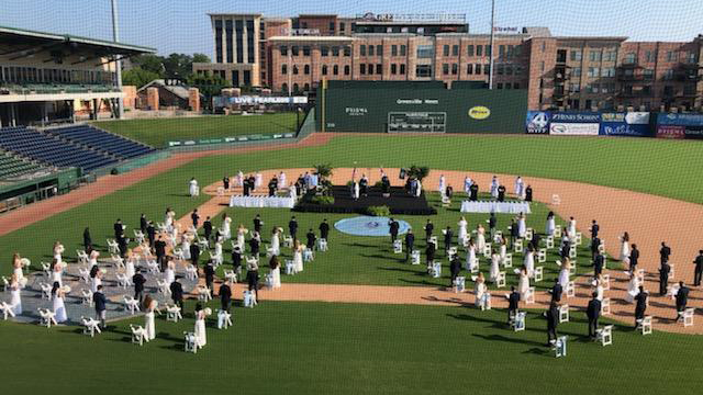 Event at Fluor Field