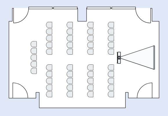 theater row double suite